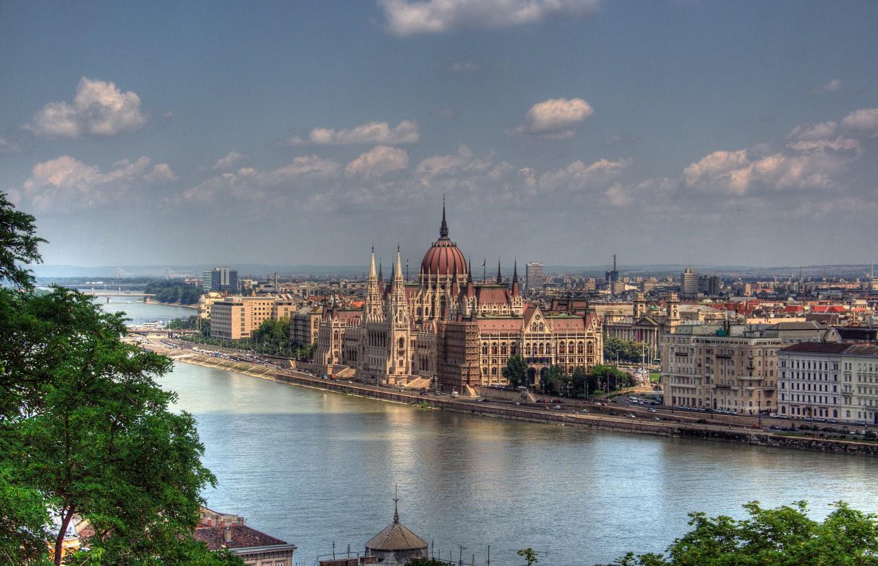 Budapest Parlament Building - BUDIMPEŠTA