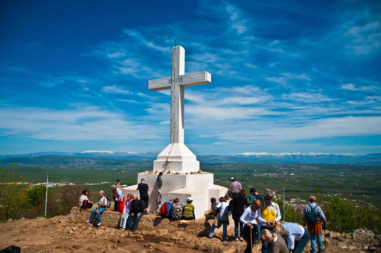 Medjugorje cross - MEĐUGORJE, romanje s turističnimi ogledi