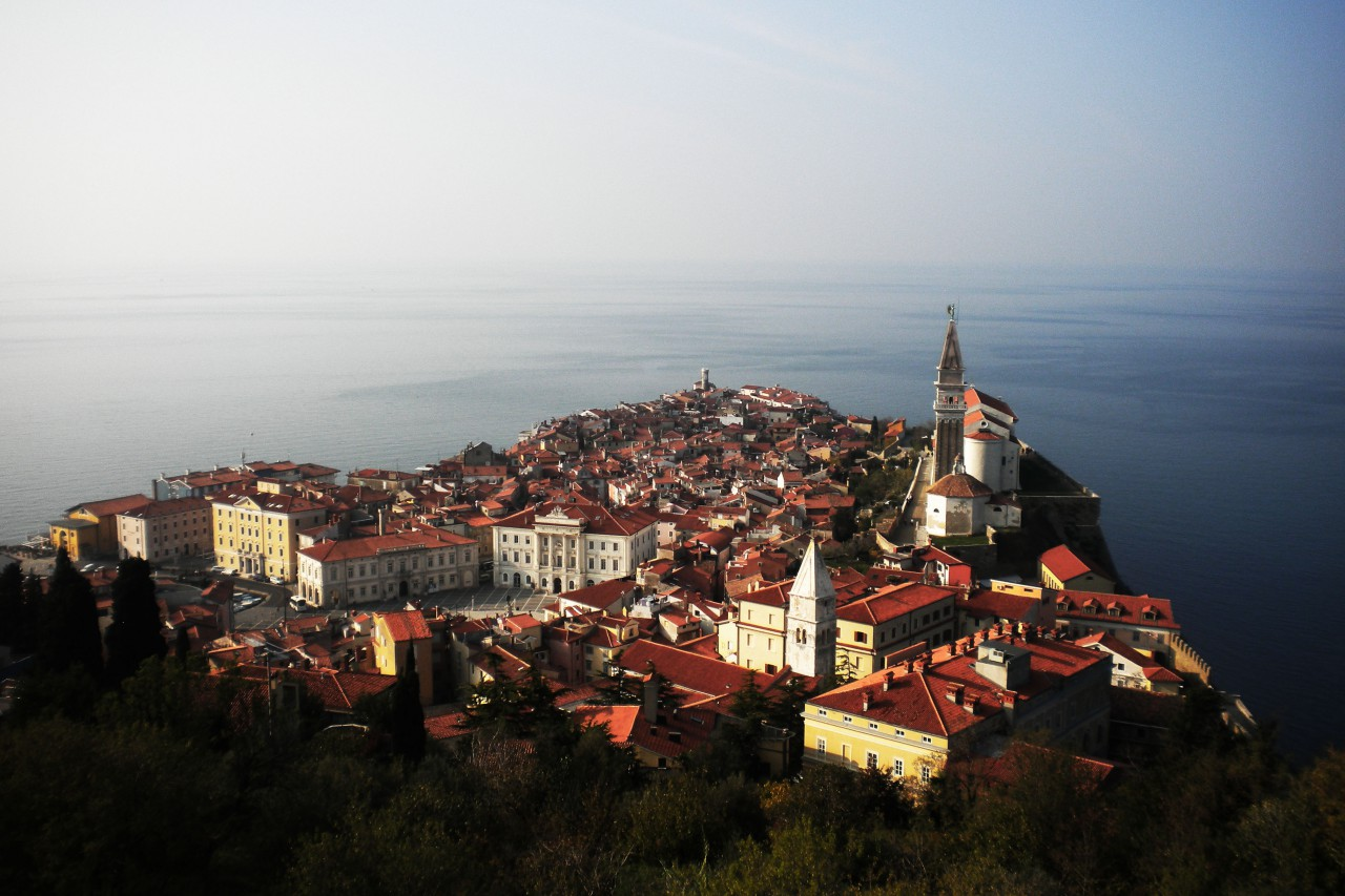 Piran Slovenia - SLOVENSKA OBALA