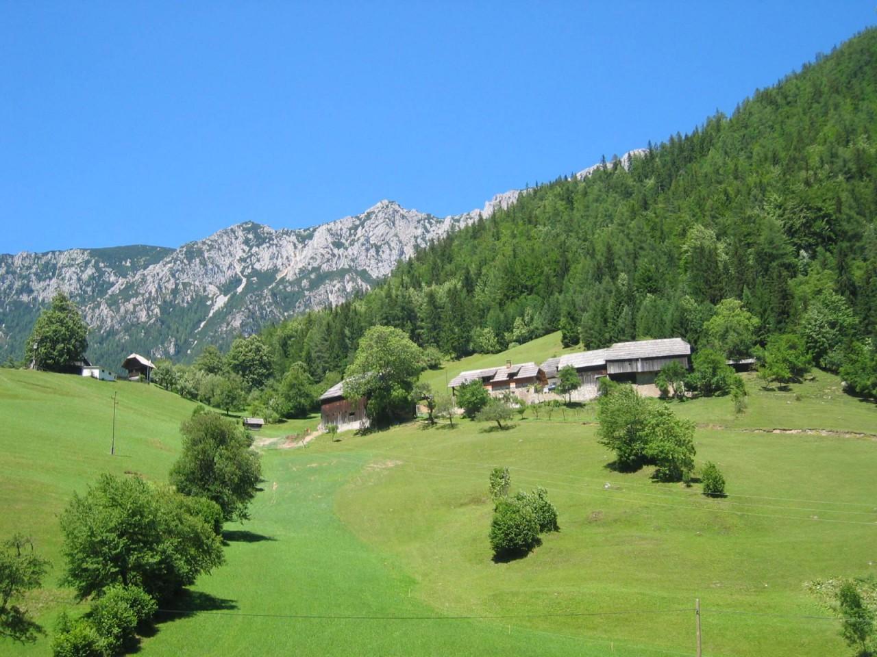 Topla kmetija - AVSTRIJSKA IN SLOVENSKA KOROŠKA