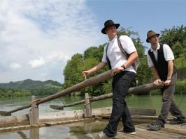 splavarjenje na dravi timber rafting on river drava maribor vesna male 266x200 - Zaključene skupine – Odrasli