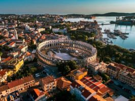 pula roman heritage walking tour in pula 524139 266x200 - DOMOV