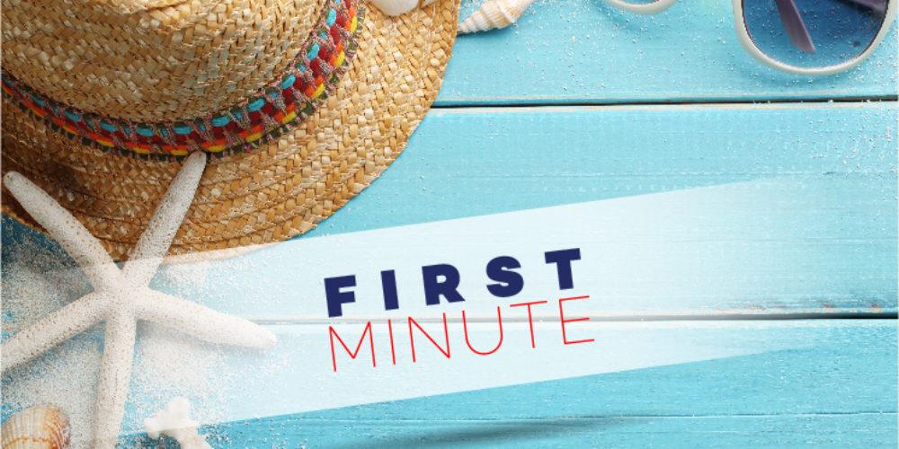 FIRST MINUTE – ZADNJI DNEVI