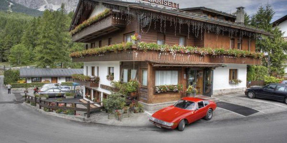 SPORTHOTEL BARISETTI  – Cortina D'ampezzo